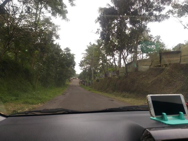 Bhakti Alam Pasuruan Rute Perjalanan Menuju Lokasi