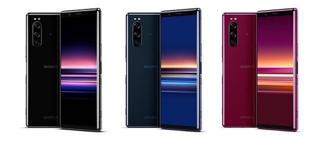 Sony Xperia 5, with triple rear cameras, launched