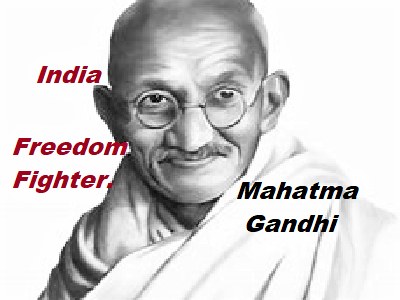 """Mohandas Karamchand (Mahatma) Gandhi- Why he is Called """"Father of Nation.""""- His lifestyle, Principles, Philosophy and Contribution to Humanities."""
