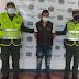 Policía Cesar captura en San Alberto a ciudadano extranjero, por Violencia Intrafamiliar