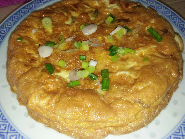 Omelette With Tofu