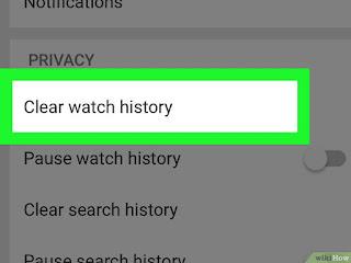 Cara Menghapus History Youtube di Android dengan Mudah