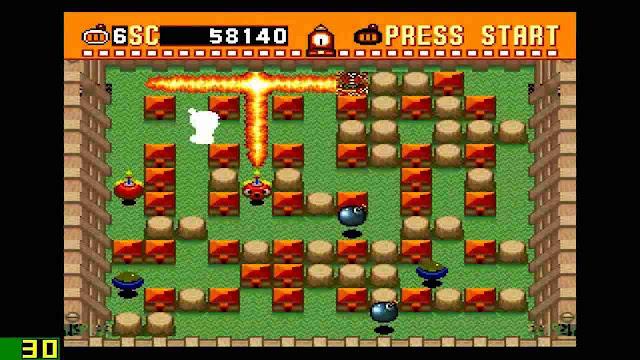 Super Bomberman Snes