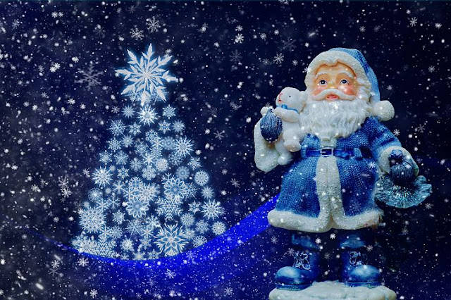 Santa Claus Beautiful Pictures Collections