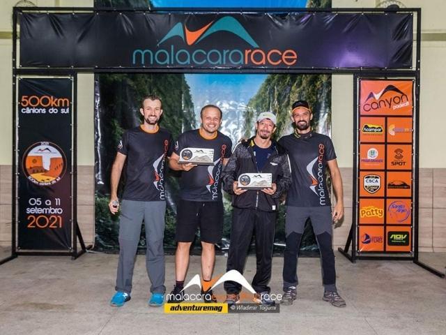 Atletas de Registro-SP são vice campeões no Malacara Race 500km 2021