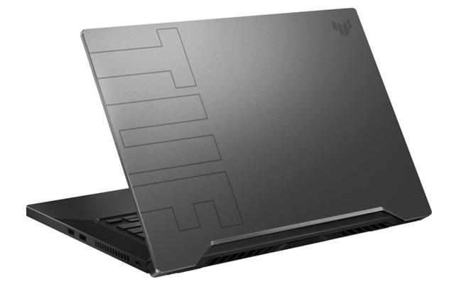 ASUS TUF Dash F15 FX516PM-HN023: portátil gaming con procesador Core i7, gráfica GeForce RTX 3060 y teclado retroiluminado