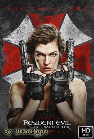 Resident Evil Capitulo Final [1080p] [Latino-Ingles] [MEGA]