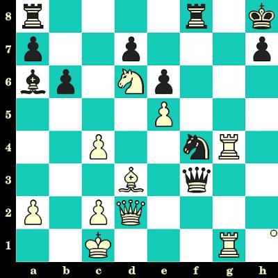 Les Blancs jouent et matent en 2 coups - Sanan Sjugirov vs Maxim Matlakov, St. Pétersbourg, 2008