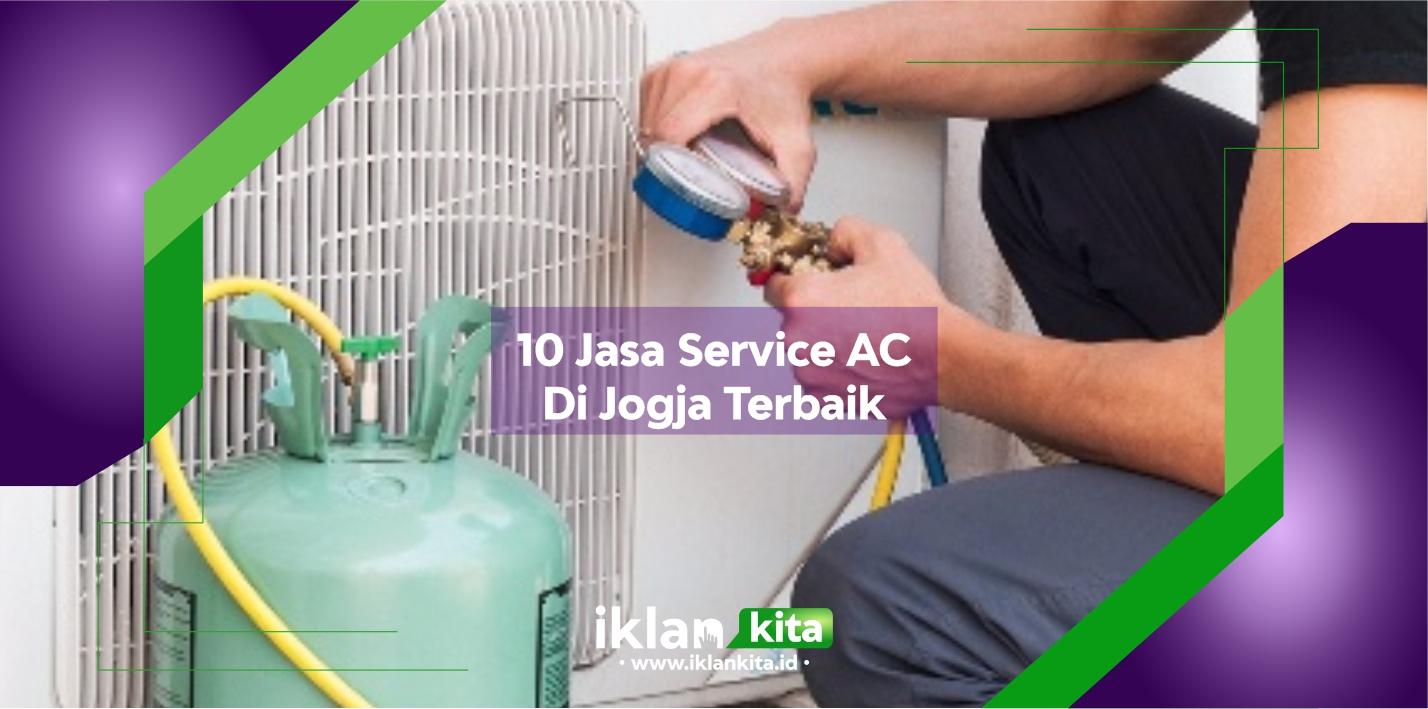 10 Daftar Jasa Tukang Service, Sewa, Cuci AC Di Jogja Terdekat