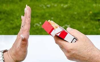 berhenti merokok secara alami cepat