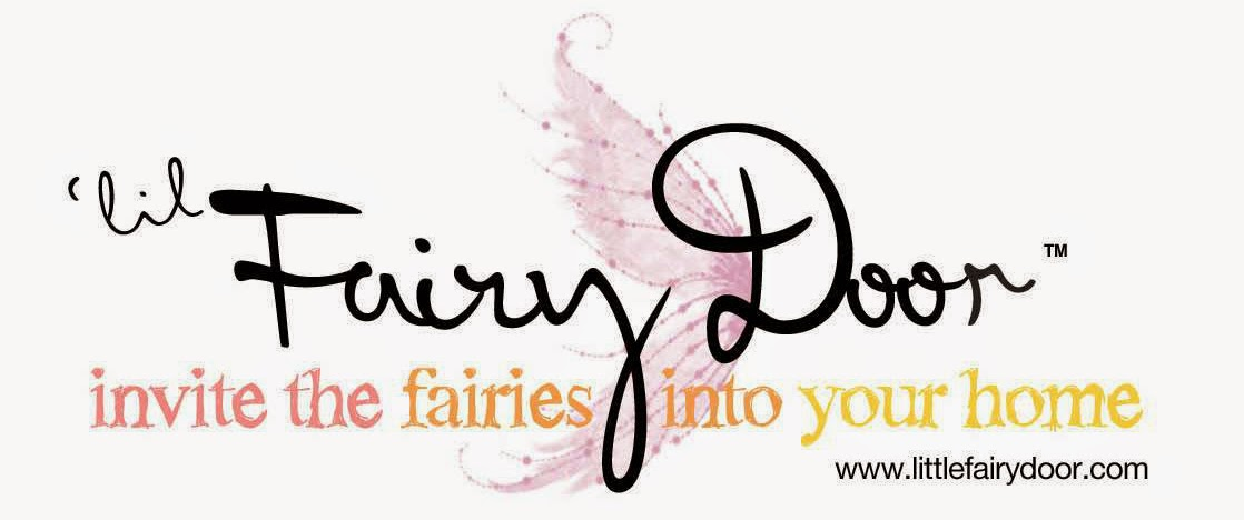 Let the Fairies in with The Lil Fairy Door - AnnMarie John