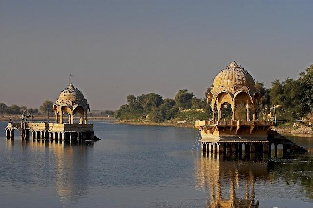Tourist attraction in Jaisalmer Rajasthan