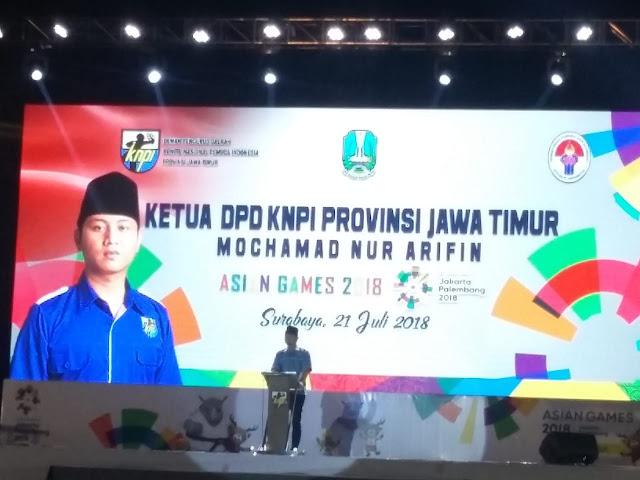 Asian Games Adalah Momentum Pemersatu Bangsa Indonesia