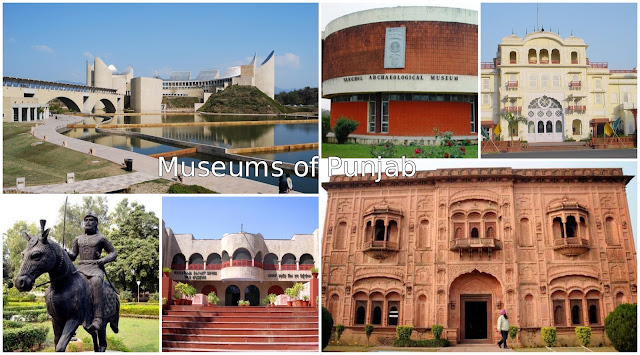 Museums in Punjab