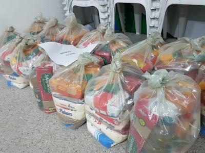 Governo entrega materiais aos municípios e disponibiliza pontos de coleta de doações de alimentos e itens de higiene
