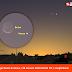 Senja Bersama Bulan dan Venus, 28 Januari 2020