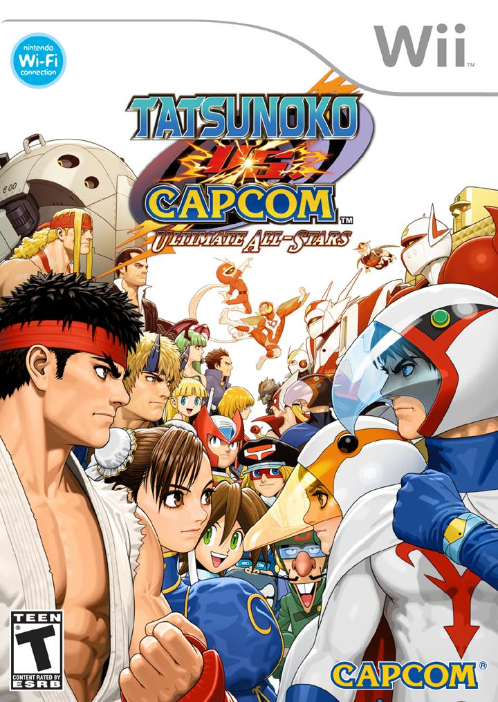MFG: Tatsunoko vs Capcom ultimate all stars voice rip