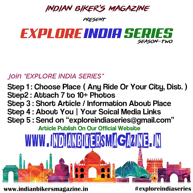 Share Your Journey With us Join Explore India Series (Click Here)