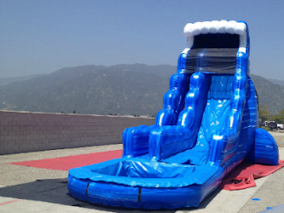 huge inflatable water slide rentals AZ