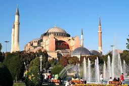 Hagia Sofia Kembali Berstatus Mesjid oleh Erdogan