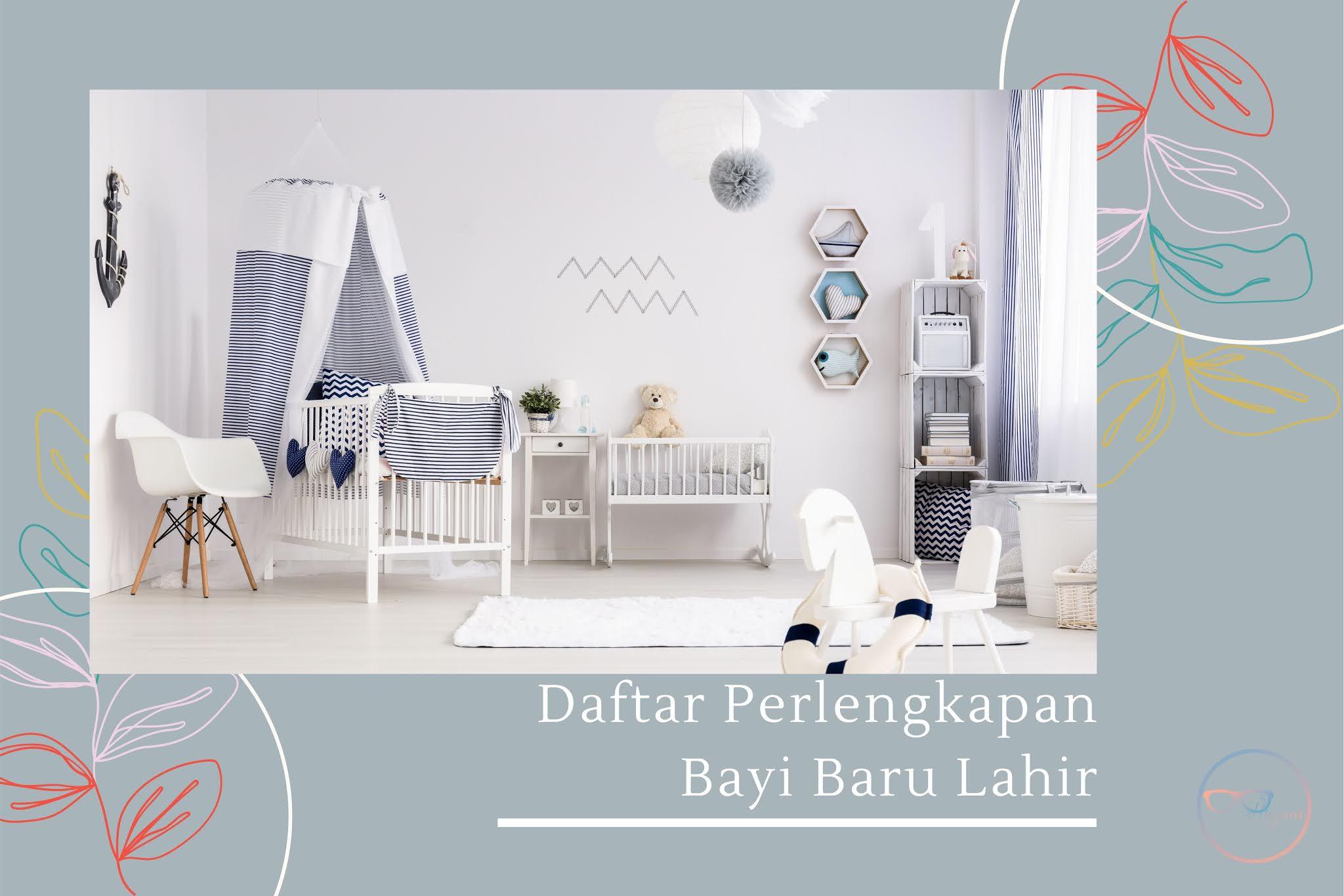 daftar-perlengkapan-bayi-baru-lahir