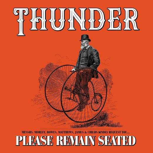 THUNDER - Please Remain Seated [Deluxe Edition 2CD] (2019)  full