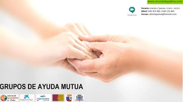 """Servicio """"grupo de ayuda mutua"""" - Salud Mental La Palma"""