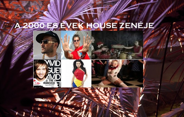 2000-es évek house zenék
