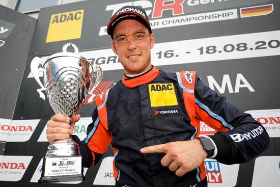Souveräner Start-Ziel-Sieg für Rallye-Ass Thierry Neuville in der ADAC TCR Germany