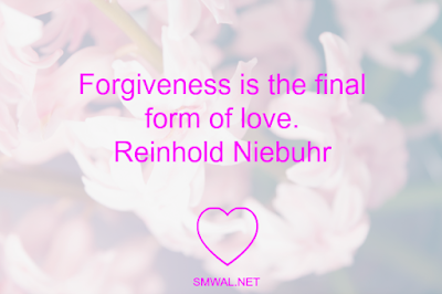 Forgiveness, Quotes, Reinhold Niebuhr