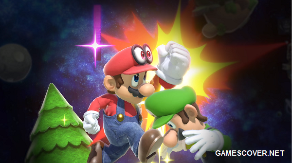 Super Smash Bros. Ultimate - Mario