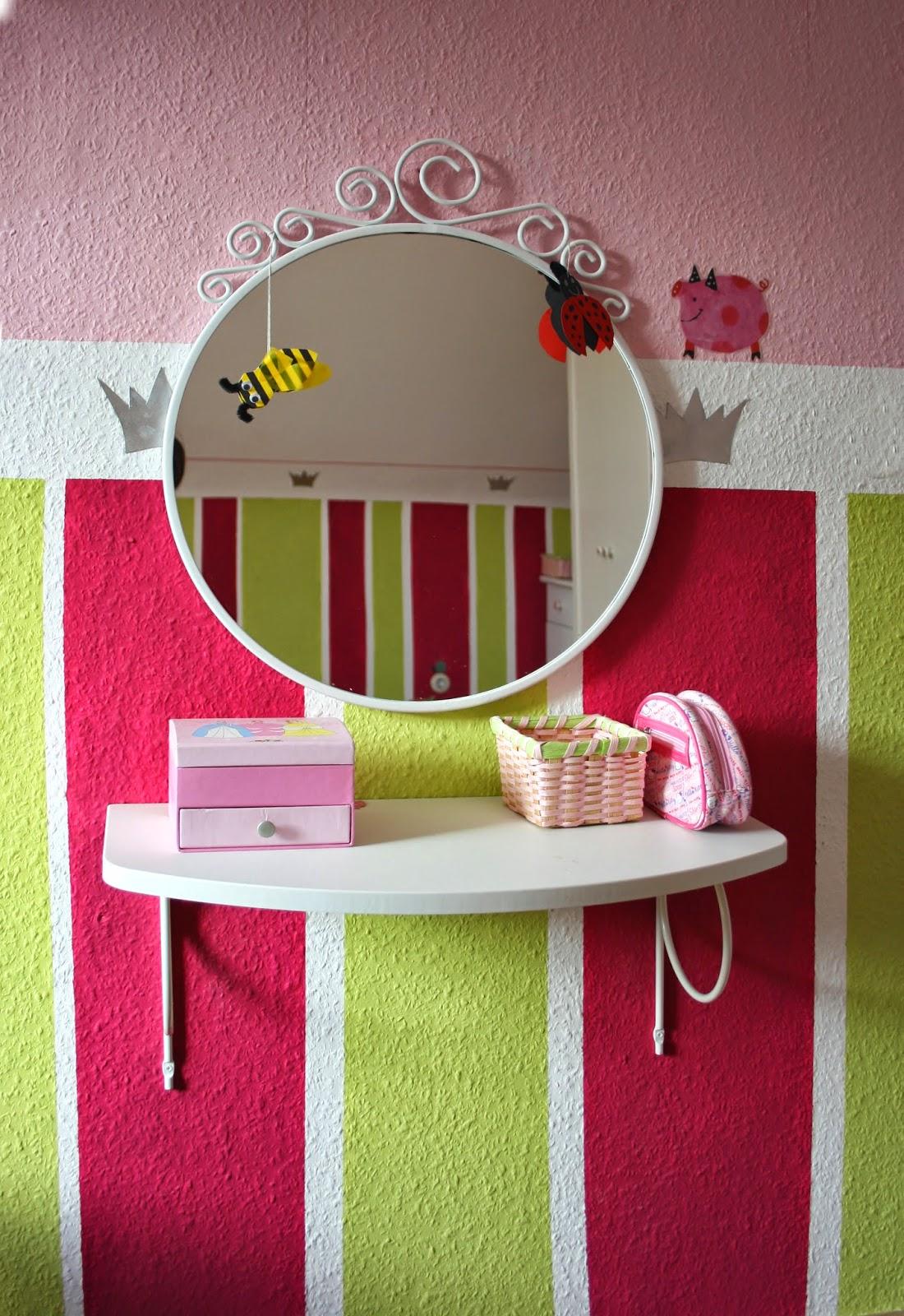 Andrea meyer dekoration und gestaltung ein kinderzimmer for Moskitonetz kinderzimmer