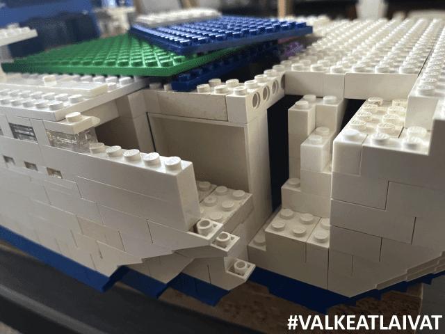 Lego Silja Serenade