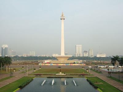 Monumen Nasional (Monas) Indonesia