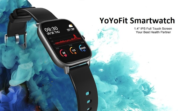 YoYoFit Smartwatch Review: Best Budget Smartwatch Option
