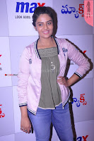 Sri Mukhi in Denim and Jacket at Max Summer Collection Launch  Exclusive 018.JPG
