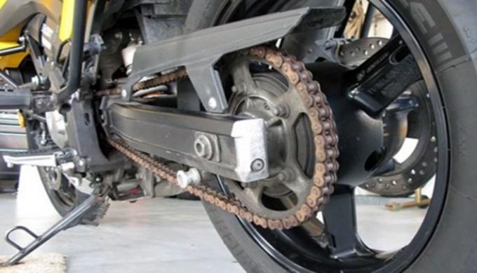 Cara Mudah Agar Rantai Motor Tidak Putus