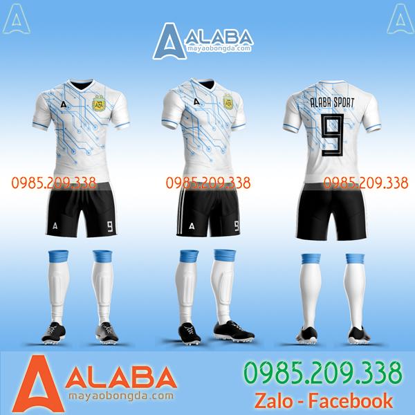 Áo đấu Argentina 2019 2020