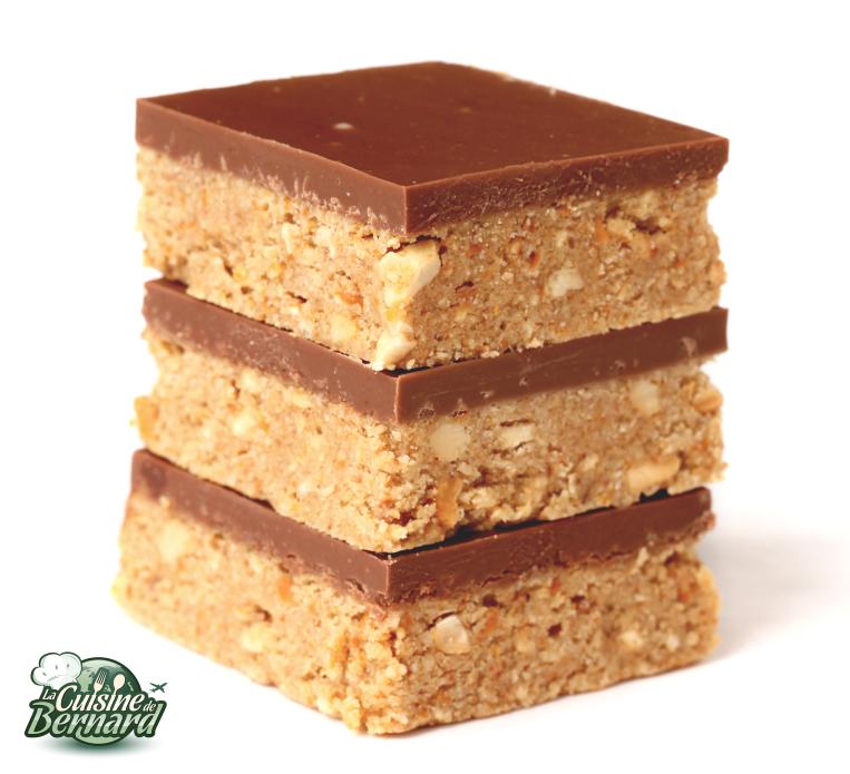 la cuisine de bernard peanut butter squares