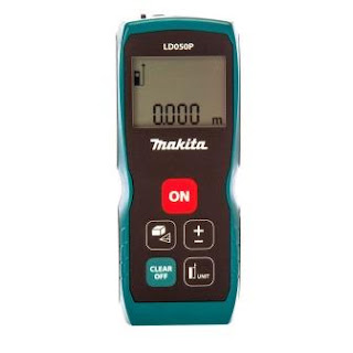 JUAL METERAN LASER MAKITA  LD050P  LASER MEASURING TOOL BATTERY OPERATED