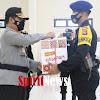 200 Personil BKO Brimob Nusantara Polda NTB Telah Laksanakan Pengamanan Pilkada Serentak 2020