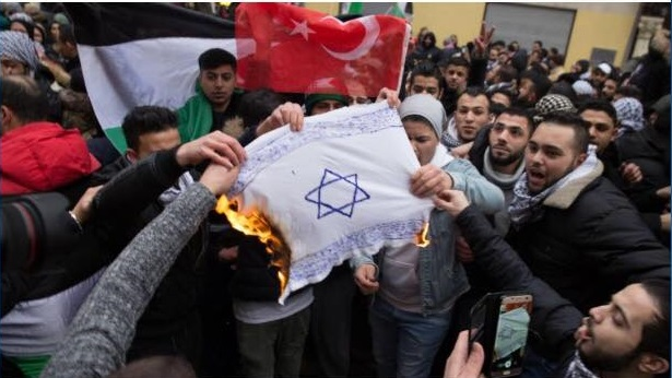 Alemanha é palco de muçulmanos radicais