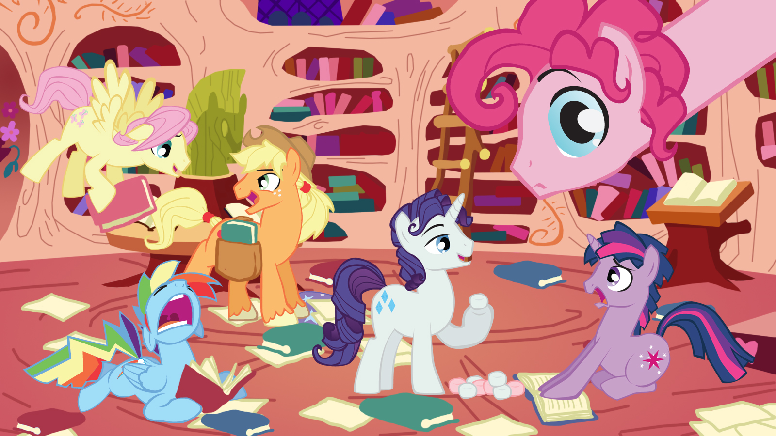 Equestria Daily - MLP Stuff!: Would You Watch a CGI