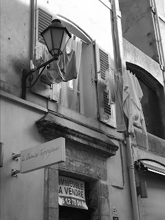 Rue Gambetta saint-Tropez