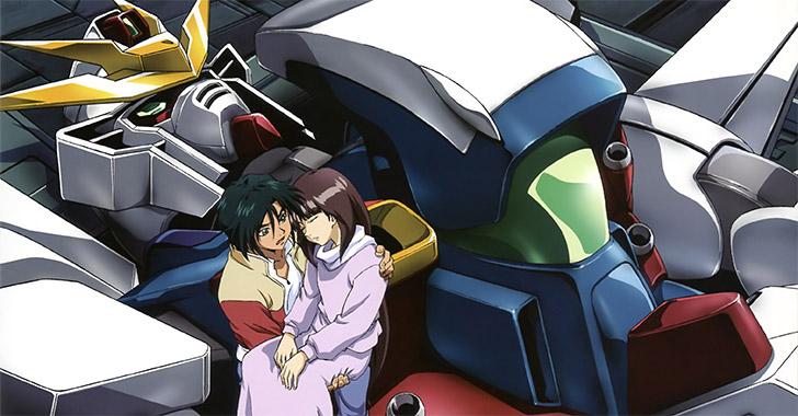 """""""Non Guardare il Dito, ma la Luna!"""", considerazioni su """"Gundam X"""""""