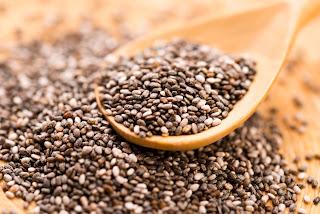 Семена чиа - продуктовая инновация для России.