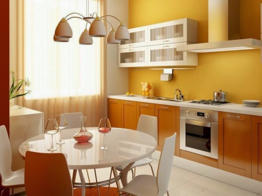 Inexpensive Kitchen Decor Hardwood Cabinets Cheap Design Ideas 2014 Home