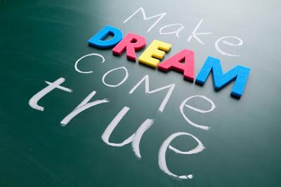 Zamień marzenia w cele.