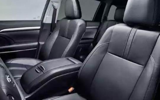 2017 Toyota Highlander Hybrid Review Canada
