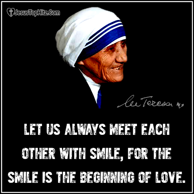 Saint Mother Teresa Quotes | Love | Life | God | Kindness